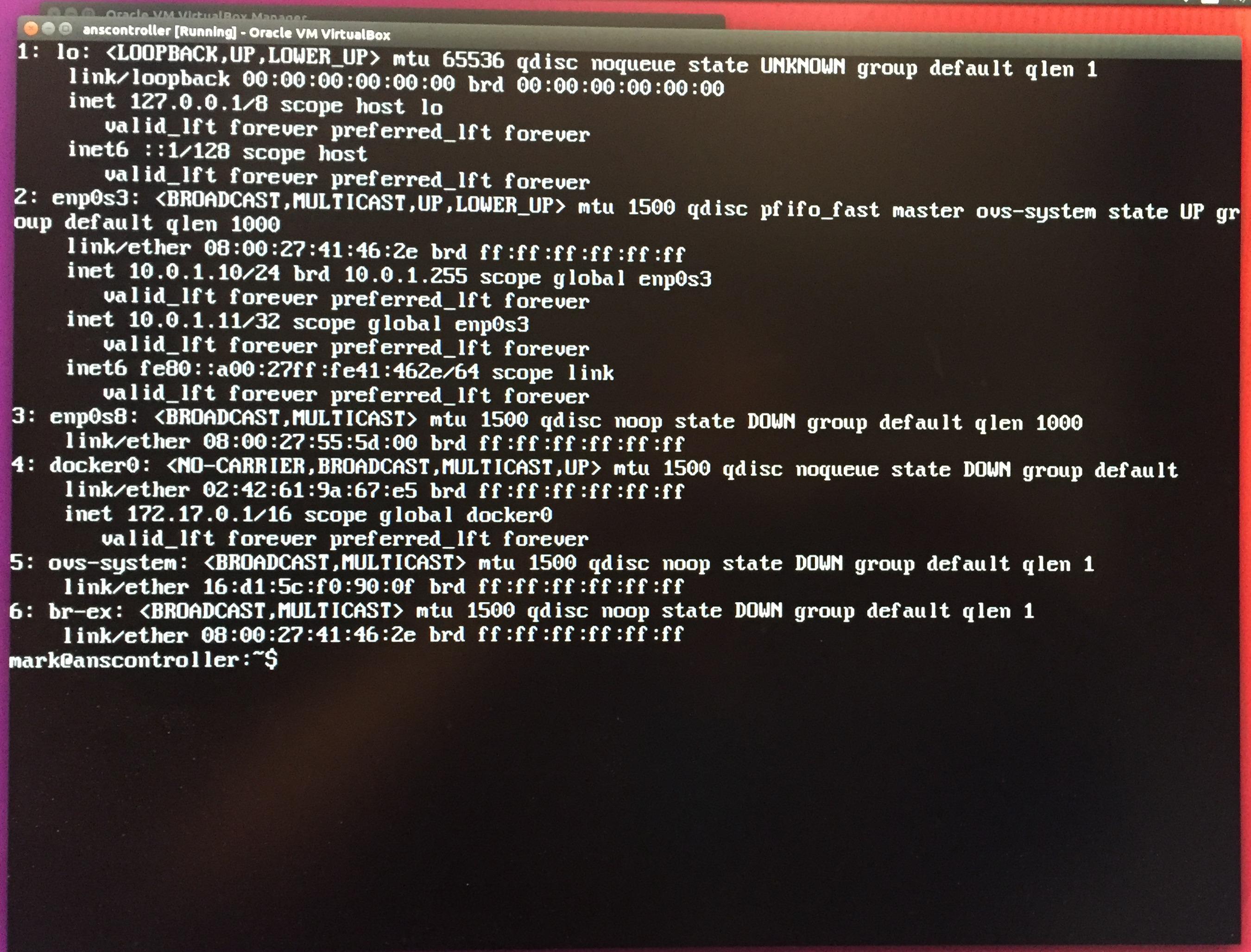 kolla multinode deploy neutron-server container -> UNREACHABLE - Ask